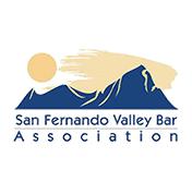 San Fernando Valley Bar Association logo