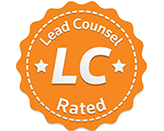 Lead counsel rated logo